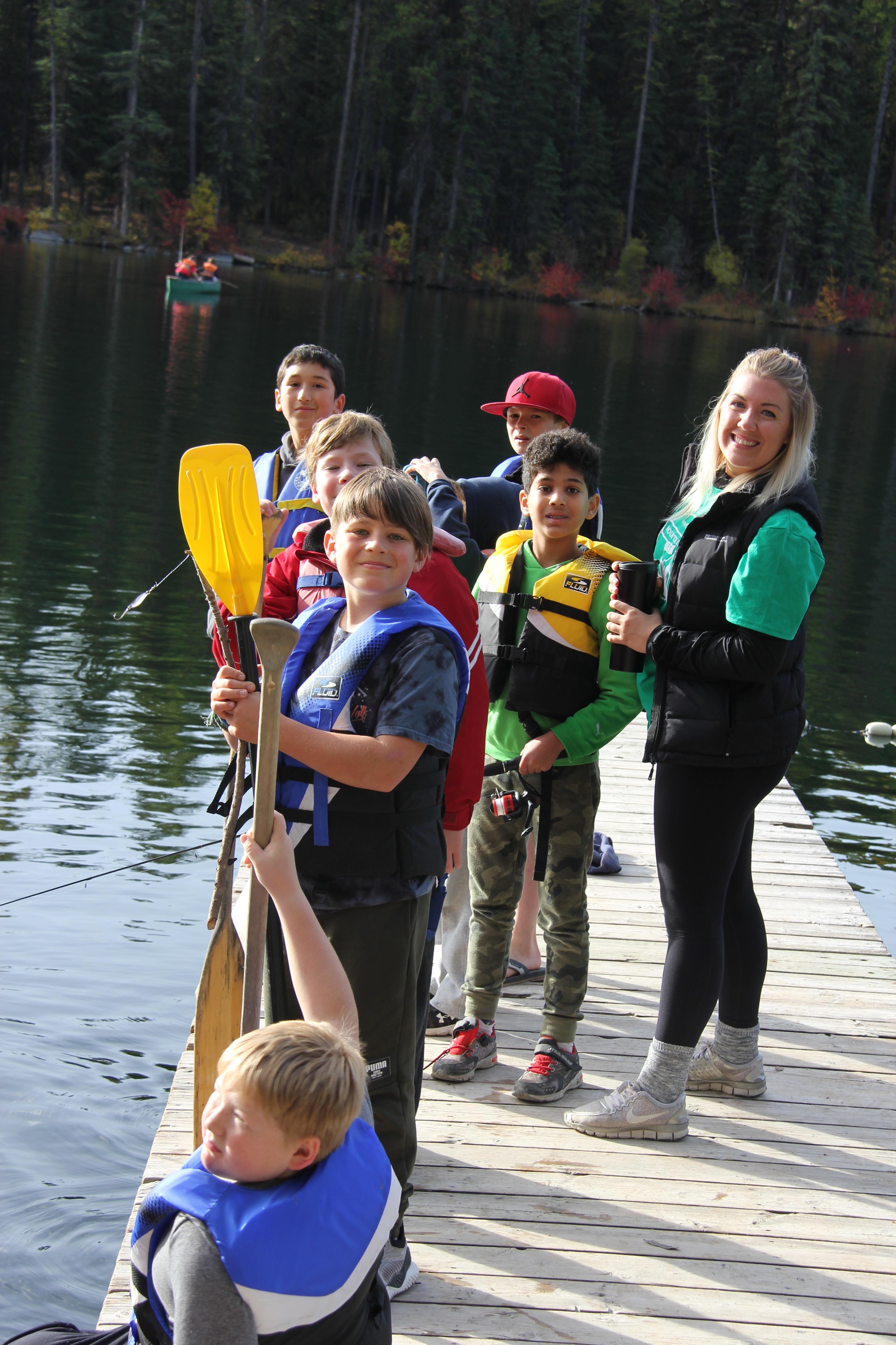 Blue Lake Camp 2019